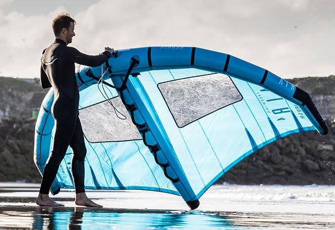 Wing Starboard Airrush Freewing renforts
