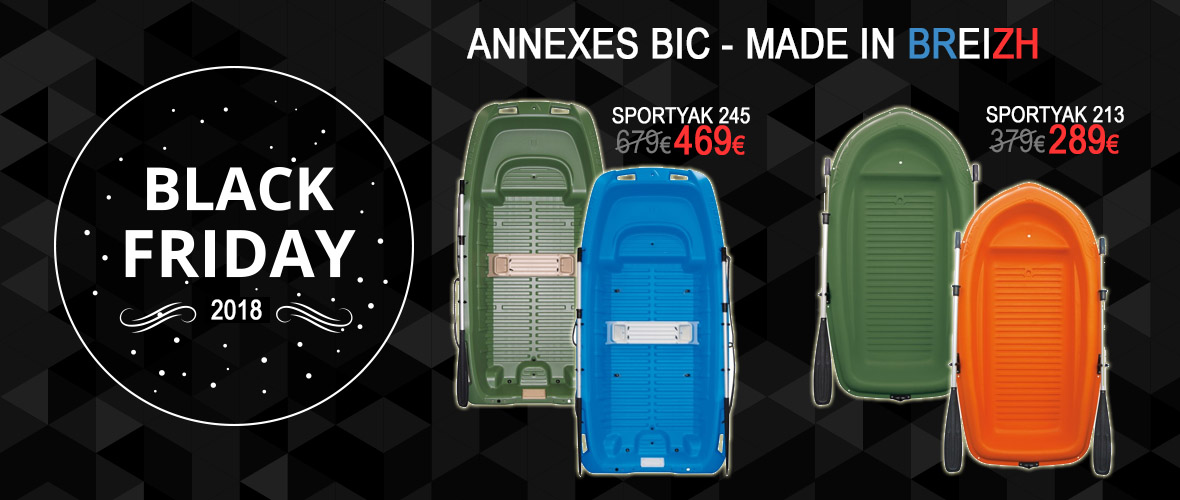 Annexe Bic SportYak